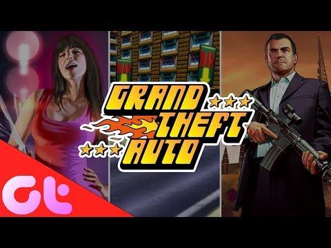 History of GTA: Kaisa Bana Ye GAMES KA BAAP?