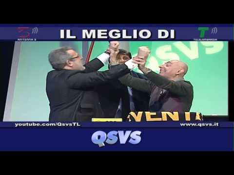 QSVS - I GOL DI JUVENTUS - SAMPDORIA 4-2  - TELELOMBARDIA / TOP CALCIO 24