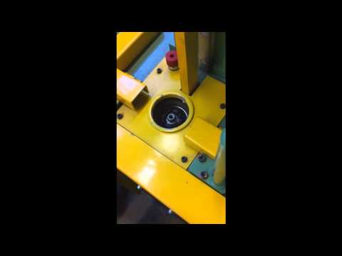 CK Industrial Engineers Ltd - Strut Assembly Machine.wmv