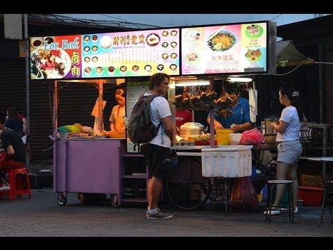 Hawker Stall @ Lebuh Chulia Penang