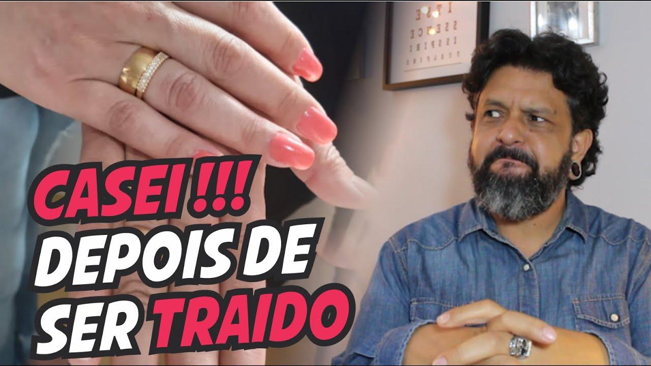 COMO CASEI DEPOIS DE SER TRAIDO PELA NOIVA / FALA ZION