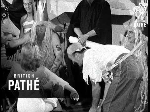 """Equator"" In London (1958)"
