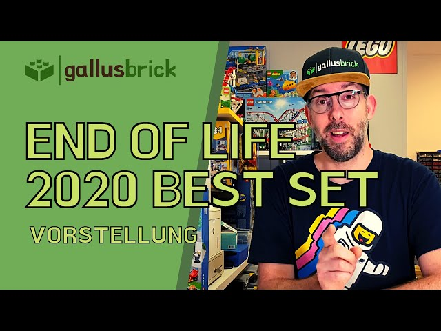 LEGO 2020 EOL | End of Life | Welche Sets musst du unbedingt noch einkaufen.