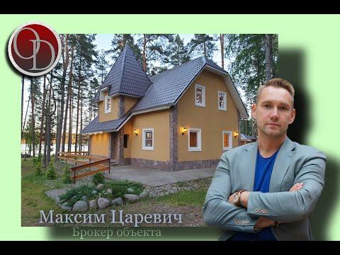 Дом в Приладожском (Приозерский район)