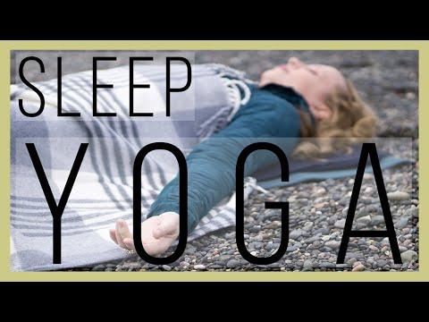 Yoga Nidra for Sleep Yoga Guided Meditation 20 mins   Yoga with Dr. Melissa West 430
