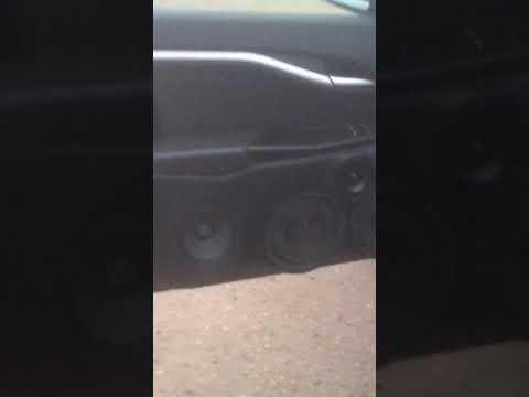 Lada Vesta эстрадный фронт Урал и Альфард