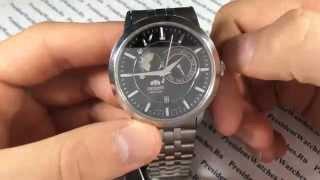 Наручные часы Orient ET0P002B - видео обзор от PresidentWatches.Ru