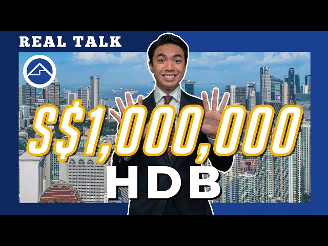 1 Million HDB!! | Real Talk Ep 39