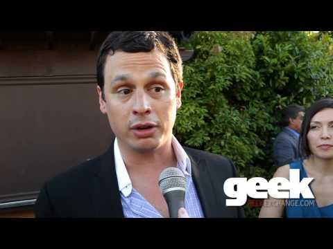 Saturn Awards 2013 Red Carpet - David Alpert (The Walking Dead) interview