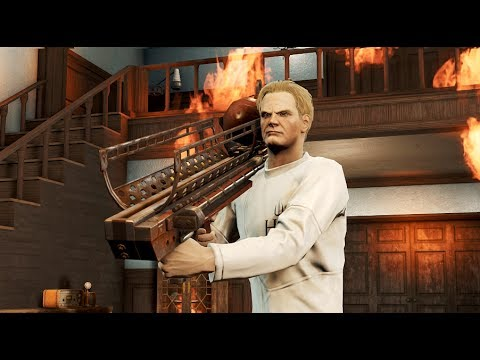 Gordon Ramsay Best Scenes - Recreated in Fallout 4 (MODS) - Part 1