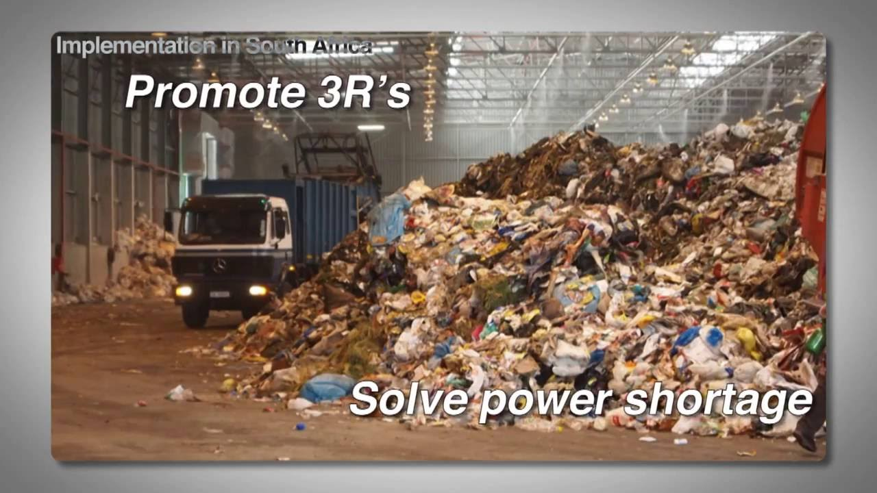 Waste Plastic To Oil Production System Youtube