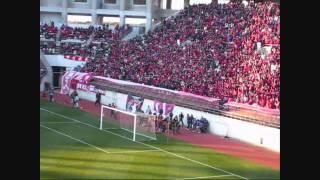 2010/12/25 鹿島vs名古屋 引退セレモニーでの大岩コール