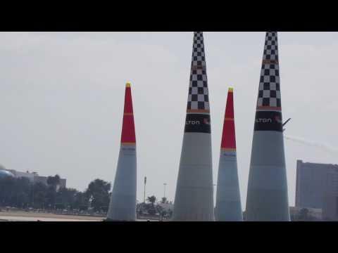 Red Bull Air Race 2017:  Abu Dhabi