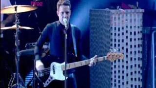 The Killers - For Reasons Unknown (Live T in the Park 09)