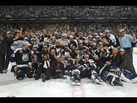Revisiting the 2004 Tampa Bay Lightning