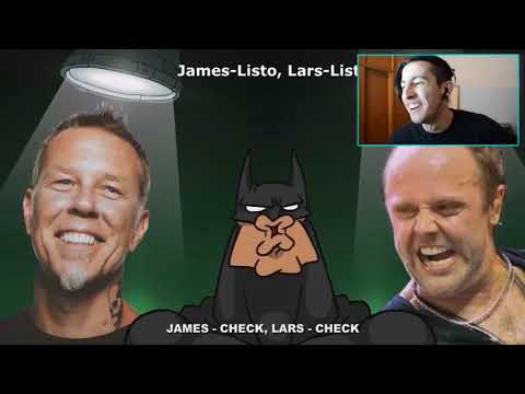 RobleisIUTU  VUELVE BATMAN CON LABIOS DE CULO (BATMETAL RETURNS) - Video Reacción