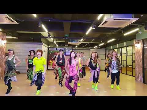Lo Digo - Carlos Rivera ft. Gente de Zona - Zumba, Choreo by Shindong