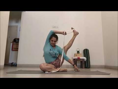 How To: Compass Pose