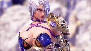 SOULCALIBUR 6 Gameplay Demo (E3 2018)