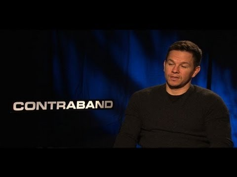 Mark Wahlberg and Giovanni Ribisi Interview for CONTRABAND