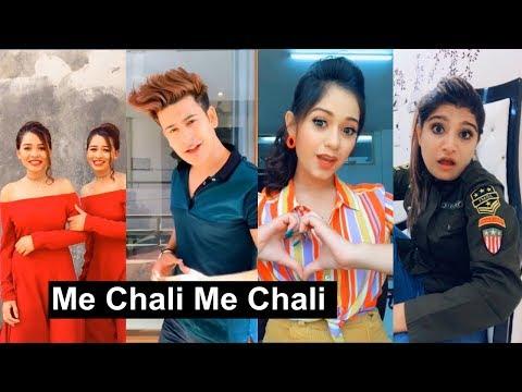 Me Chali Me Chali Musically | Manjul, Avneet, Jannat Zubair, Rashi Khairwar