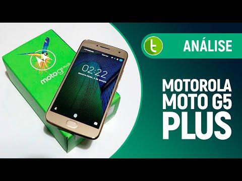 Análise Moto G5 Plus | Review Do TudoCelular