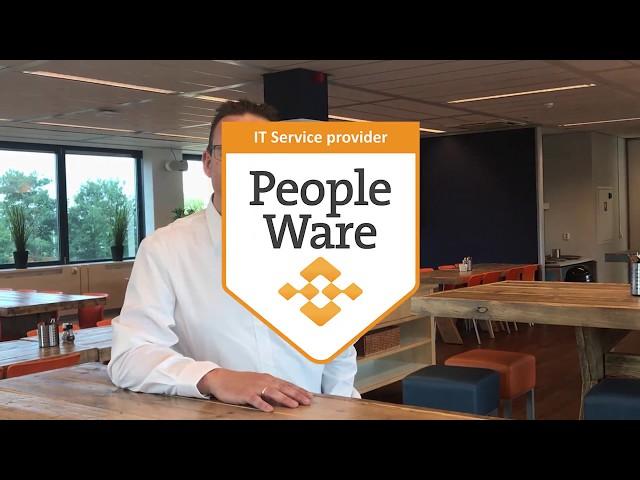 Werken bij PeopleWare: Wat doet een technical architect?