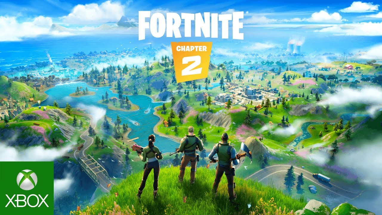Fortnite Chapter 2 Launch Trailer