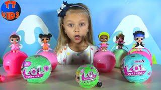 КУКЛЫ ЛОЛ ОРИГИНАЛ или ПОДДЕЛКА Шары Сюрпризы Видео для детей LOL Dolls Surprise