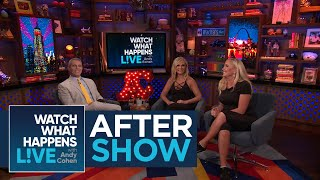 After Show: Shannon Beador And Tamra Judge's Thoughts On The New 'Wives | RHOC | WWHL