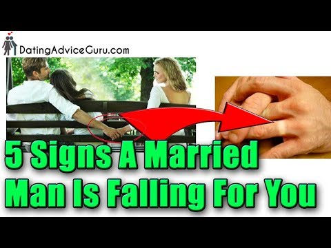 5 Signs Married Man Is Falling In Love With You
