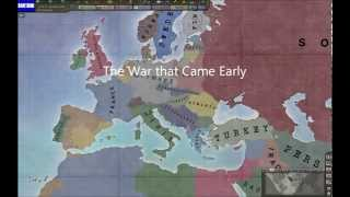 The War That Came Early: A World War II, Hearts of Iron Timelapse #1