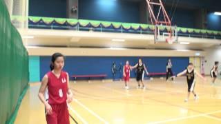 20110311學界女子籃球 決賽 真道 - 文理