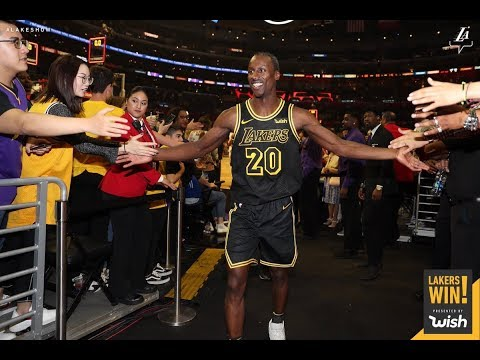 Andre Ingram At Clippers (04/11/2018) - 5 Pts, 6 Ast, 2 Stls, GIVE THIS MAN A CONTRACT!