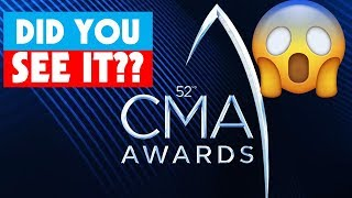 Why Every Guitarist Should Have Watched the CMA Awards (2018)