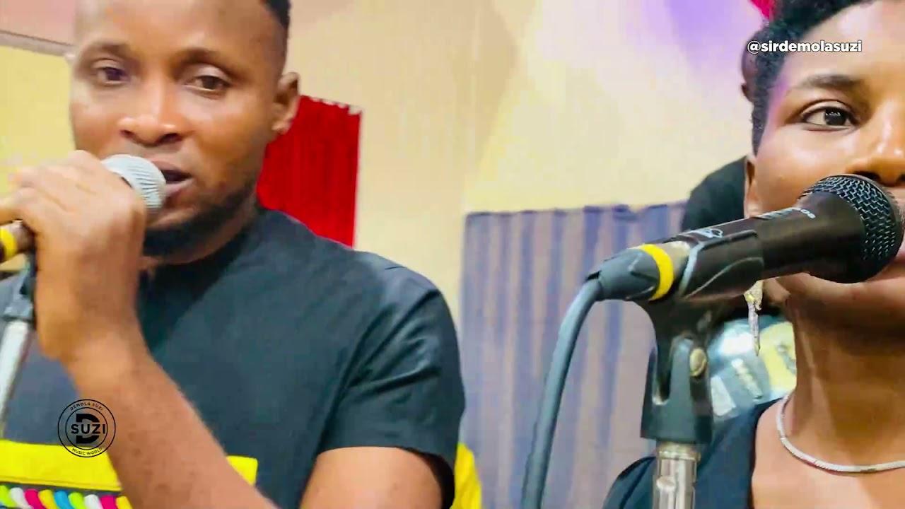 Download The Demola Suzi Band for Prince Babatope David, AKA King David & Dr Sunday Akinbiola