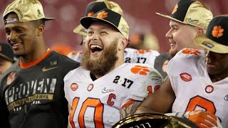 Clemson Comes From Behind To Beat Alabama To Win National Championship