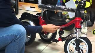 Как выбрать трехколёсный велосипед(Видео обзор как выбрать трёхколёсный велосипед., 2014-08-29T17:15:17.000Z)