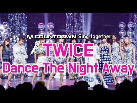 Download  MCD Sing Together TWICE - Dance The Night Away Karaoke ver. Gratis, download lagu terbaru