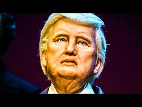 Hilarious: Animatronic William Howard Taft Calls In To Defend Nightmarish Trump Robot