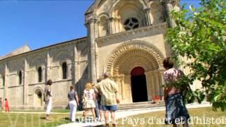 La Charente Maritime, lieu d'art et d'histoire