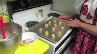 How To Make Peanut Butter Blossom Cookies And Macaroon Kiss Cookies