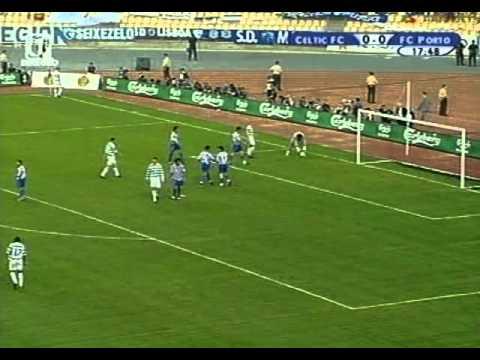 FC Porto vs Celtic Glasgow (2003 UEFA Cup Final) - 1st Half