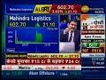 Zee Business - Mahindra Logistics Quarter Results - Q1 FY 2019 - 02 August 2018