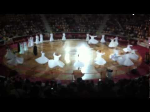 Whirling Dervishes in Konya, Turkey - June 2012