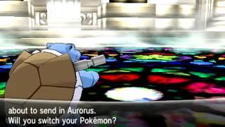 Pokémon X Battle Run - Episode 28: Kalos Pokemon League Champion Diantha