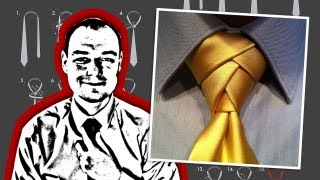 How to Tie an Eldredge Knot - Mirrored Video