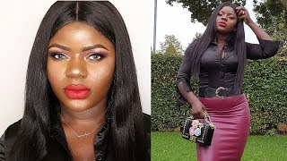 GRWM: MAKEUP, HAIR AND OUTFIT | DILIAS EMPIRE.