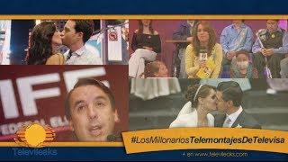 Los Millonarios Telemontajes de Televisa