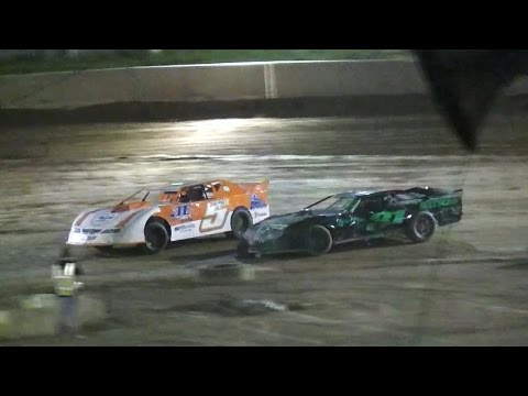 Street Stock Feature | Old Bradford Speedway | 9-11-16